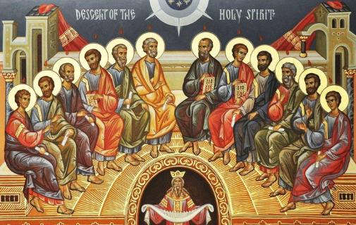Pentecost: The Decent of the Holy Spirit
