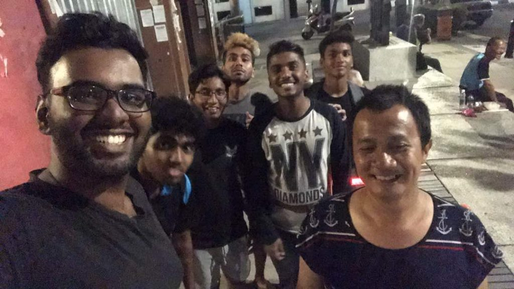 Voices of the Church : Youth Fellowship at Street Feeders of KL