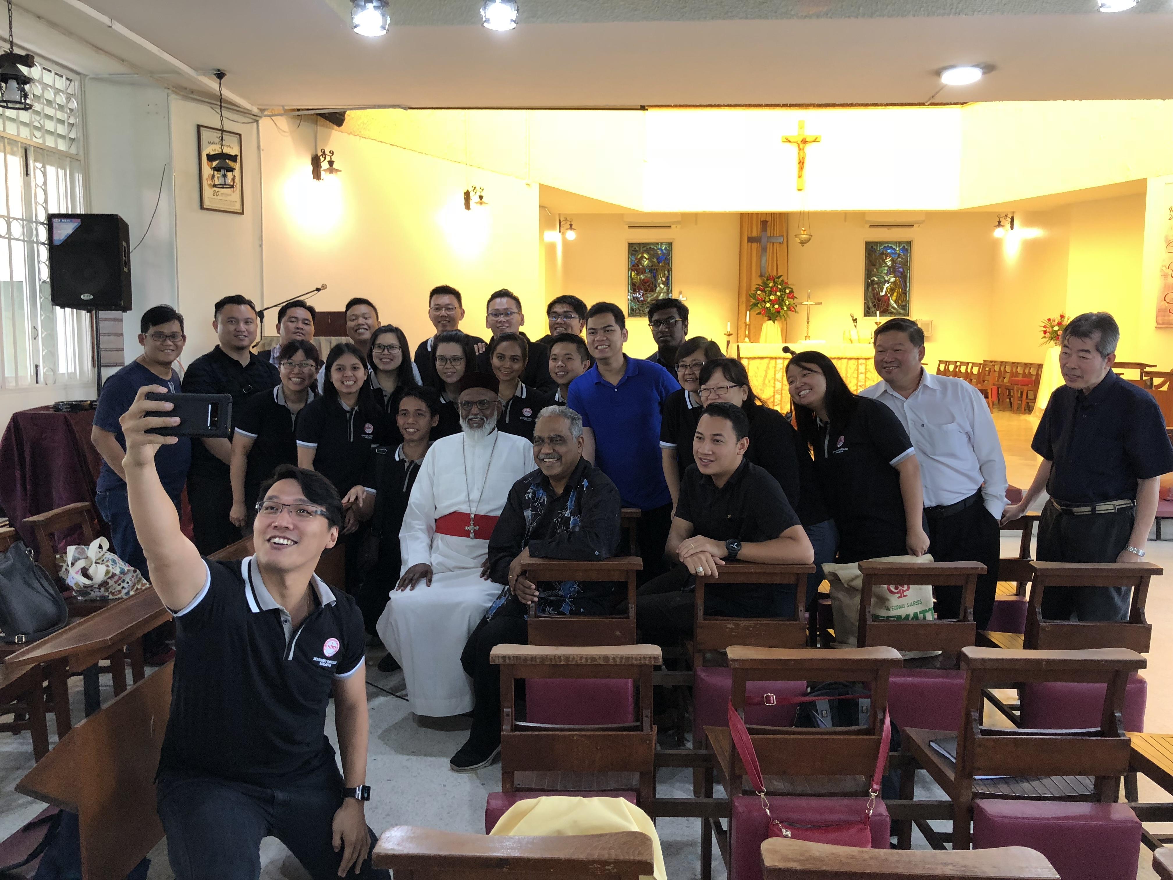 Orthodoxy in Malaysia – Service with Seminari Theologi Malaysia